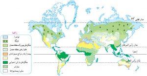 پاورپوینت درس پنجم جغرافیای 2 یازدهم (نواحی زیستی)