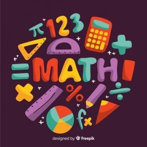 طرح درس حروف نویسی اعداد ریاضی اول ابتدایی